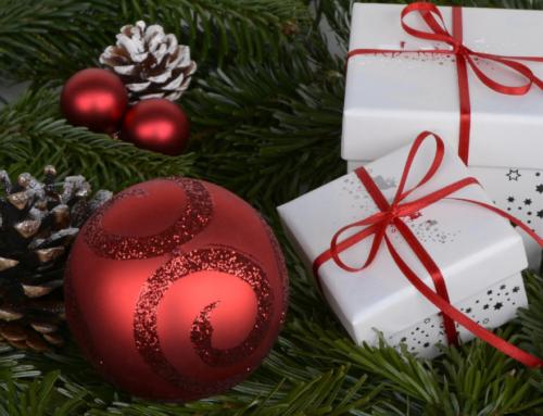 هدية الكريسماس لك اليوم