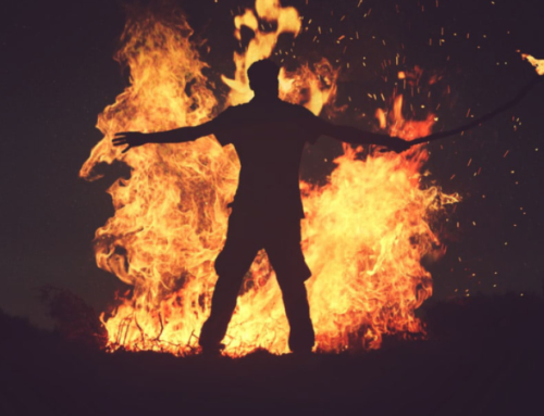 كيف نرد بقوة على حرق بولا حياً