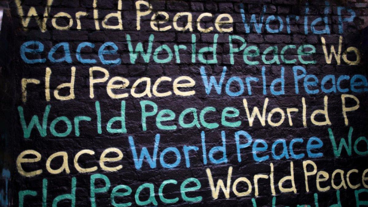 ايات عن السلام