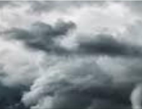 هل الرب معي فى هذه العواصف؟